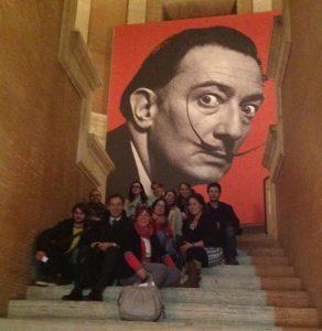 Rome Business School Dalì