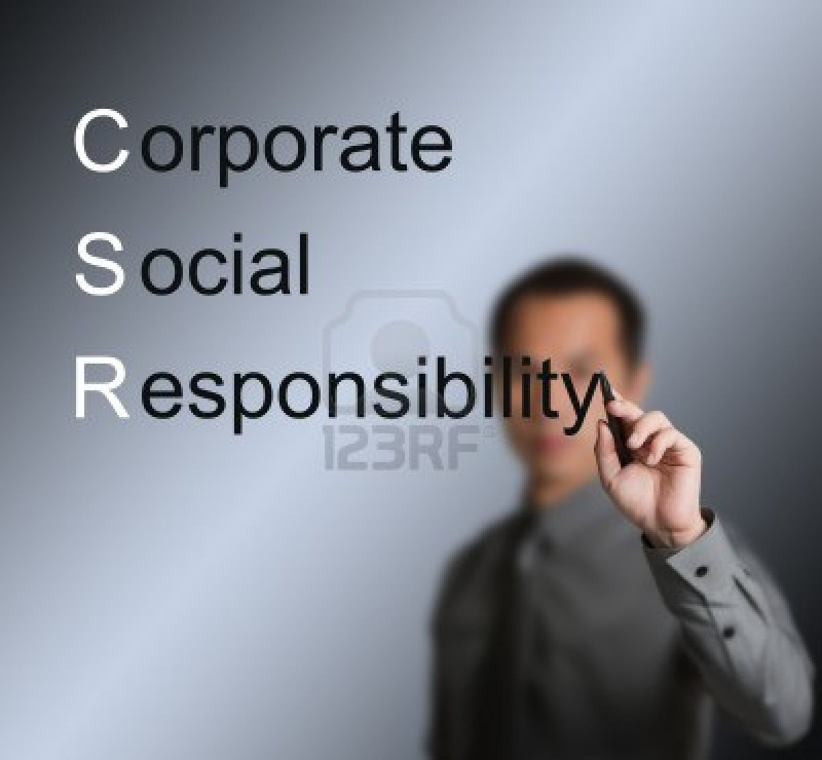 coporate social responsibility Corporate social responsibility is typically associated with large companies, not small businesses but as companies of all sizes are quickly learning.