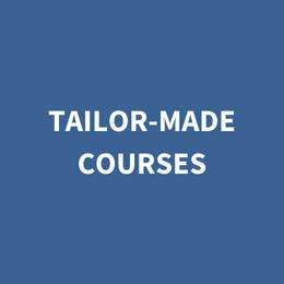 tailor made courses rome business school