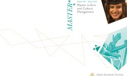 Master in Arts and Culture Management