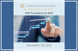 PMI President at RBS